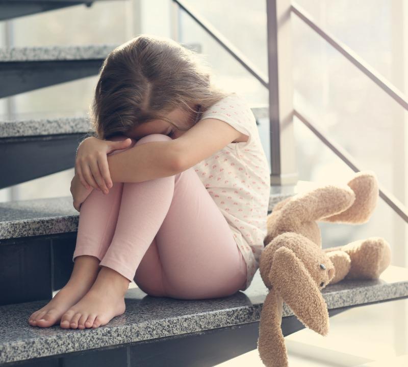 kind niet lekker in haar vel wordt geholpen met luisterkind afstemming